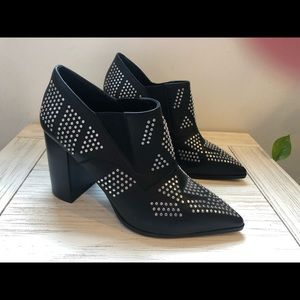 See by CHLOE Sharon studded ankle boots